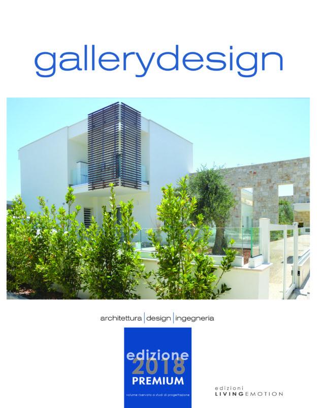 Gallerydesign pubblica i progetti di architettura di SpazioA
